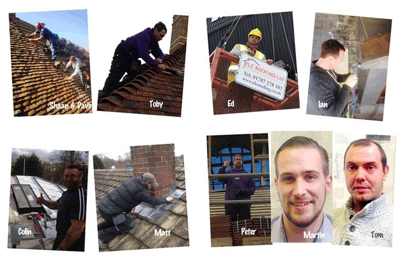 Roof Repairs, Sudbury, Ipswich, Suffolk