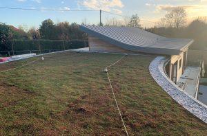 Green Roofs 2, ELC Roofing, Sudbury, Ipswich, Saffron Walden