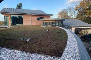 Green Roofs 4, ELC Roofing, Sudbury, Ipswich, Saffron Walden