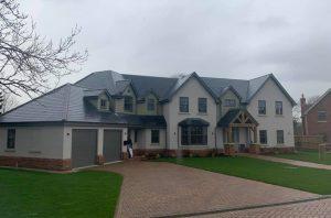 Tiling & Slating 1, ELC Roofing, Sudbury, Ipswich, Saffron Walden