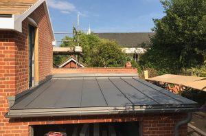 Zinc 8, ELC Roofing, Sudbury, Ipswich, Saffron Walden