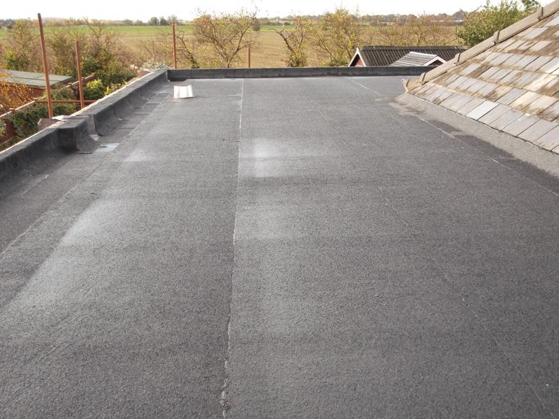 impressive roofing work